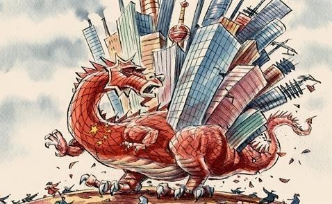 """Trung Quốc có thể """"xuất khẩu"""" suy thoái sang các nước khác?"""