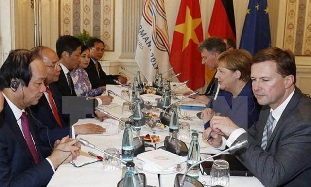 Bộ trưởng Bộ Công Thương tháp tùng Thủ tướng Chính phủ thăm Đức và dự G20