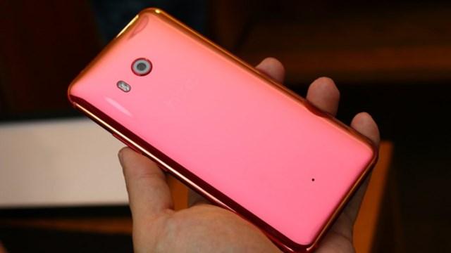 HTC U11 màu đỏ mặt trời lên kệ tại VN trong tháng 7