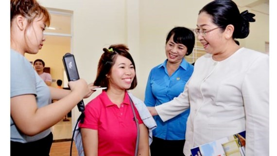 117 tỷ đồng chăm lo công nhân lao động tại TP HCM