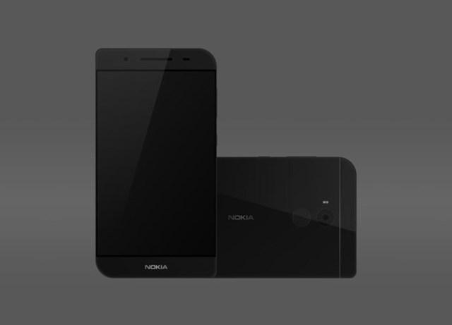 Thiết kế Nokia 'chiếc lá' phiên bản 2017