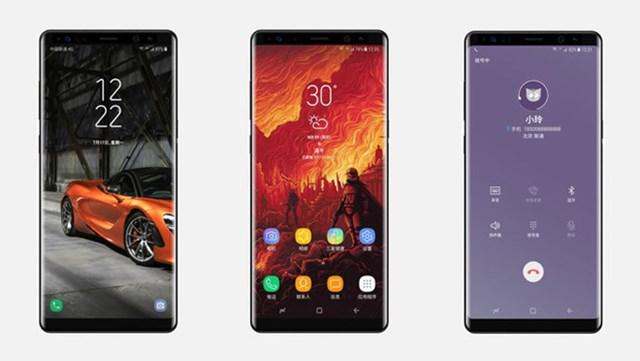 Samsung có thể phát hành Galaxy Note 8 phiên bản đặc biệt