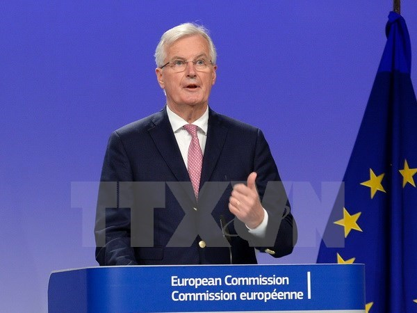 Vấn đề Brexit: EU cảnh báo khả năng đàm phán bị trì hoãn