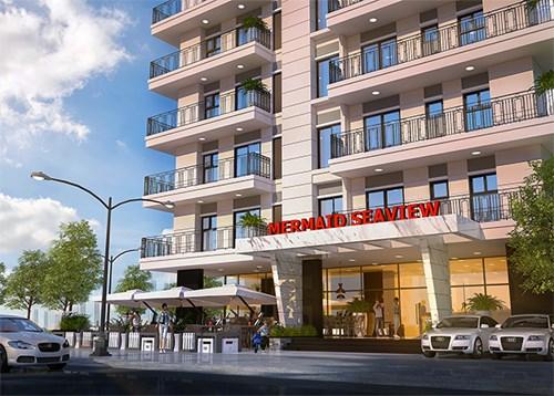 Căn hộ Mermaid Seaview tiện ích chuẩn khách sạn