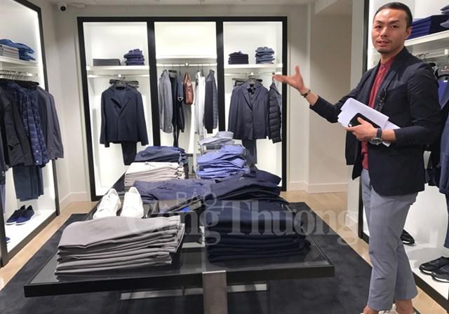 Thương hiệu thời trang Tây Ban Nha Massimo Dutti đã có mặt tại Việt Nam