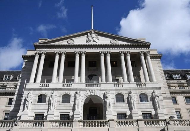 Ngân hàng Trung ương Anh duy trì lãi suất cơ bản ở mức 0,25%