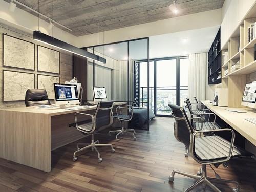 Officetel kết hợp Dreamplex - giải pháp căn hộ văn phòng chuyên nghiệp
