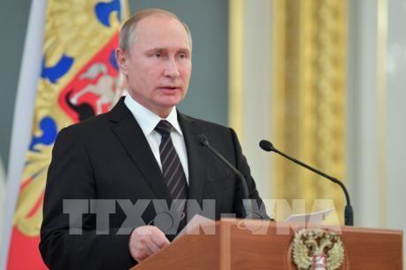 Tổng thống Nga:Thỏa thuận cắt giảm sản lượng với OPEC có thể kéo dài đến cuối năm2018