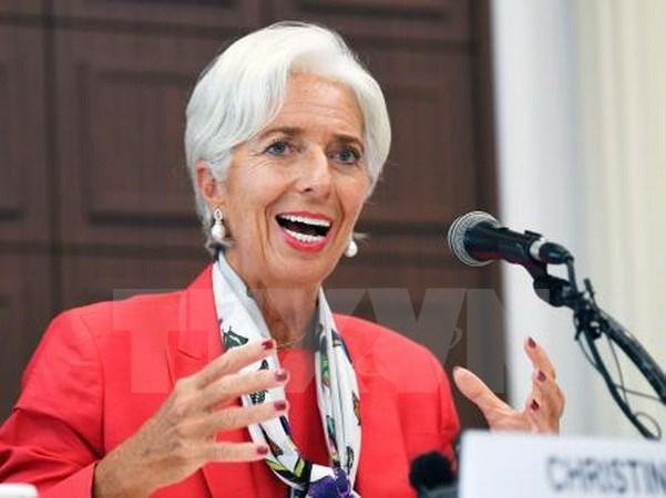 IMF nâng dự báo tăng trưởng kinh tế toàn cầu lên 3.6% năm nay