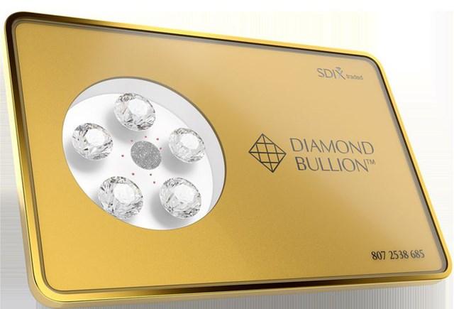 Quên vàng đi, kim cương mới thực sự là thiên đường an toàn?