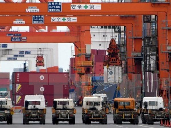Đơn đặt hàng máy móc thiết bị của tại Nhật Bản tăng vào tháng 8
