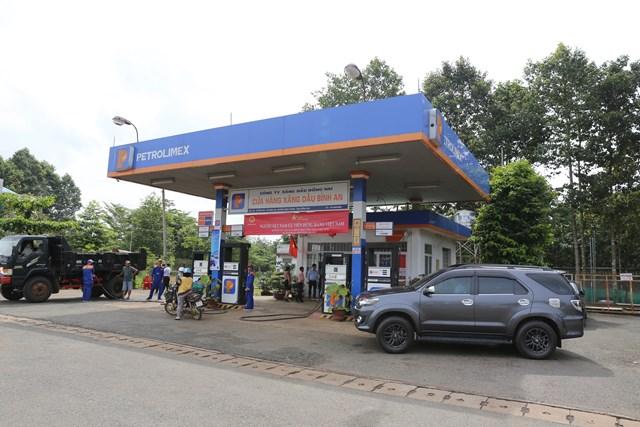 CHT Petrolimex Đồng Nai Hoàng Anh Tùng: Điểm sáng Bình An