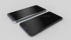 Galaxy A5, A7 2018 có thể dùng màn hình vô cực