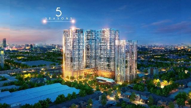 """Hiệu ứng """"Domino"""" trong đầu tư căn hộ khách sạn tại Hà Nội"""