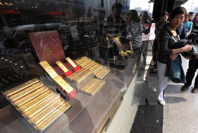 Nhu cầu tiêu thụ vàng của Trung Quốc tăng mạnh trong 9 tháng