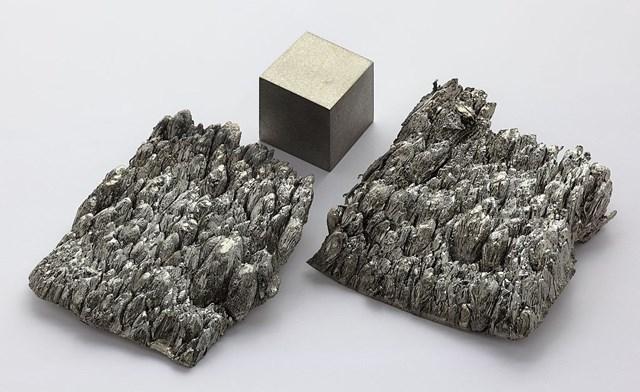 Giá nickel đang trên đà tăng
