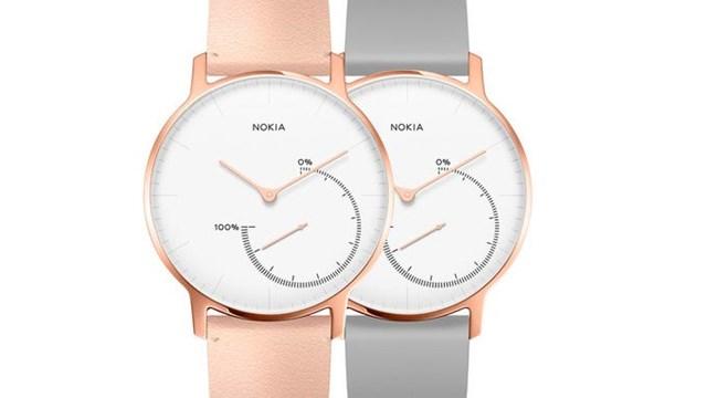 Nokia trình làng hai phiên bản smartwatch lai mới