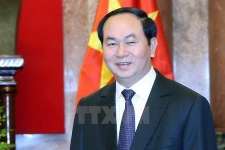 Báo Nhật Bản đăng tải trang trọng bài viết của Chủ tịch nước Trần Đại Quang về APEC