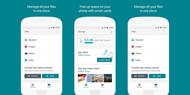 Android sắp có tính năng giống AirDrop của iOS