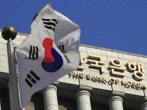 Hàn Quốc: Dự trữ ngoại hối giảm tháng thứ 2 liên tiếp do đồng USD mạnh
