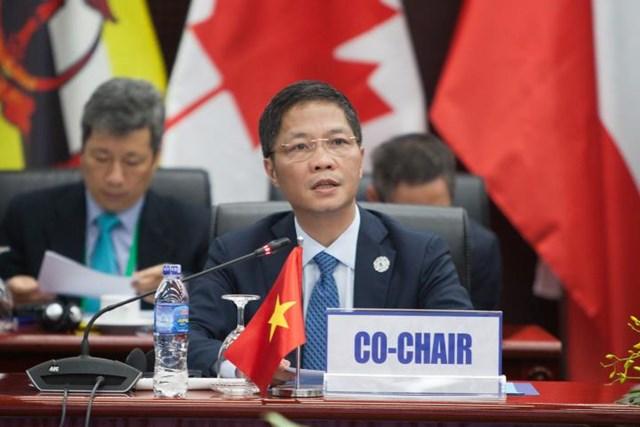 APEC 2017: Khai mạc Hội nghị Bộ trưởng TPP ở Đà Nẵng
