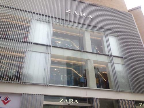 Store Zara Hà Nội sắp chính thức khai trương