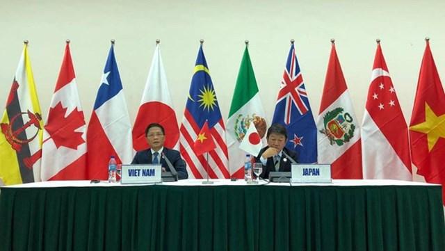 Tên mới cho TPP sau cuộc họp đến nửa đêm của 11 nước
