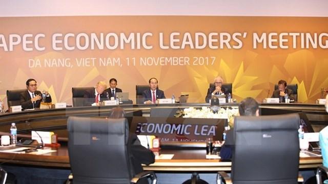 Bài phát biểu của Chủ tịch nước tại Hội nghị Cấp cao APEC lần thứ 25