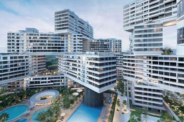 """Có một """"Singapore thu nhỏ"""" ngay giữa lòng Hà Nội"""