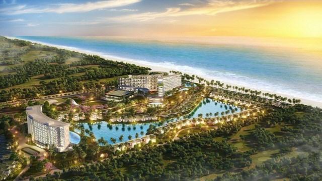 Sức hút khu nghỉ dưỡng Mövenpick Resort Waverly Phú Quốc