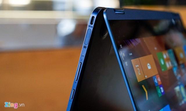 Laptop xoay mỏng nhất thế giới từ Asus giá 41,8 triệu