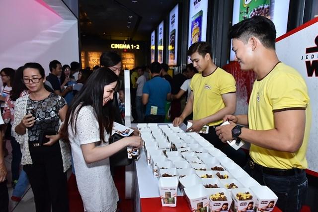 """Nestlé ra phiên bản ngũ cốc """"Star Wars"""" tại Việt Nam"""