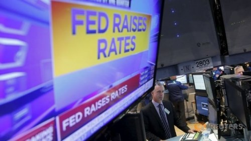 Giới chuyên môn dự báo số lần tăng lãi suất của Fed trong năm 2018