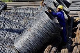 Giá thanh cốt thép tại Thượng Hải đạt mức cao nhất 3 tháng rưỡi