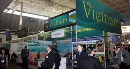 16 DN Việt Nam tham dự Hội chợ thủy sản Bắc Mỹ 2014