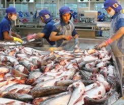 Thủy sản là 1 trong 5 ngành hàng có thặng dự thương mại cao nhất 4 tháng đầu 2014