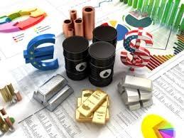 Hàng hóa TG sáng 1/4: Dầu, vàng giảm tiếp tục giảm giá
