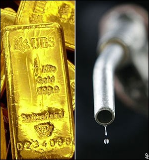 Hàng hóa TG sáng 20/3: Vàng vẫn tăng, dầu giảm trở lại