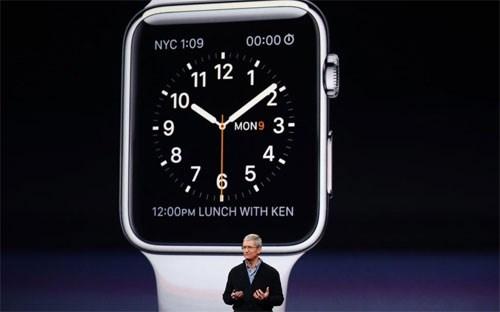 Đồng hồ thông minh của Apple chính thức ra mắt