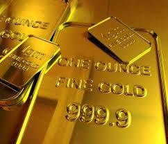 Giá vàng giảm từ 1.300 USD/ounce do chốt lời