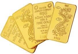 SJC đã thu hồi thông báo giảm giá thu mua vàng miếng một chữ