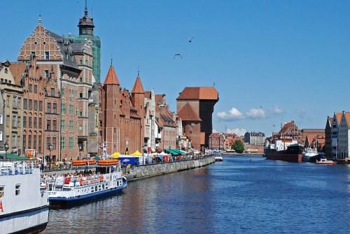 Gia tăng giá trị xuất khẩu hàng hóa sang Ba Lan