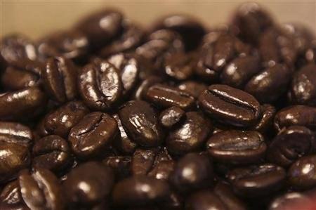 Giá cà phê Tây Nguyên tăng lên 38,3-39,6 triệu đồng tấn
