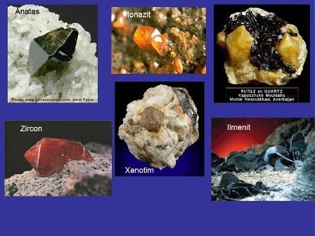 Nhập khẩu quặng và khoáng sản tăng nhẹ