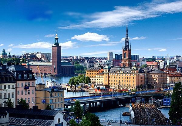 Điện thoại và linh kiện chiếm 45% tổng trị giá xuất sang Thụy Điển