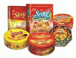 Quý I/2014,  xuất khẩu bánh kẹo và các sản phẩm từ ngũ cốc tăng nhẹ