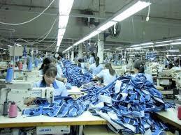 Hàng dệt may chiếm tỷ trọng lớn sang thị trường Hàn Quốc