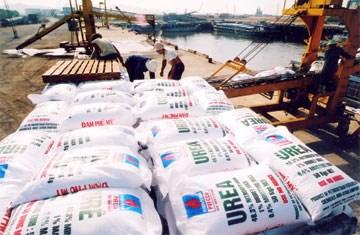 Xuất xứ Trung Quốc chiếm trên 50% nhập khẩu phân bón vào VN