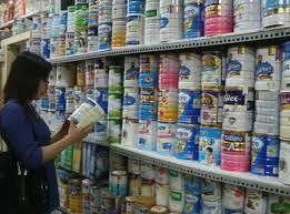 Thị trường và nhập khẩu sữa tháng 1/2015