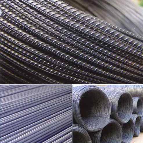 Nhập khẩu sắt thép tăng cả lượng và trị giá